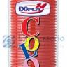 Bicchieri plastica colorata rosso 50 pezzi