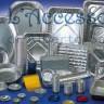 vaschette alluminio varie misure