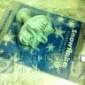Dolci: Stampo ad espulsione fiocco di neve medio cm 2,7