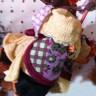 Befana: Befanina su scopa