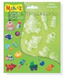 Stampo in plastica Bambini