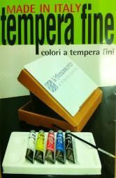 Set colori a tempera MAIMERI