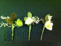 Pick roselline  con nebbiolina