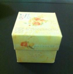 Scatolina cubo 5x5x5 rosaly