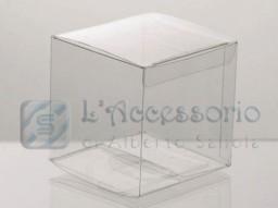 Scatolina cubo 6x6x6 trasparente