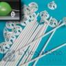 Stecche con valvole per palloncini