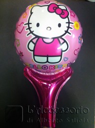 Palloncino inflate Hello Kitty