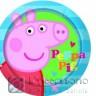 Peppa Pig celeste