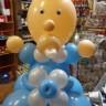Bambino di palloncini