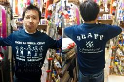 maglietta l' accessorio personalizzata