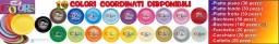 Coordinati Piatti plastica colorati