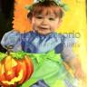 Costume strega baby