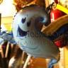 Palloncino mylar mini fantasma