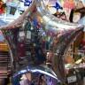 Palloncino in Mylar stella  con stampa
